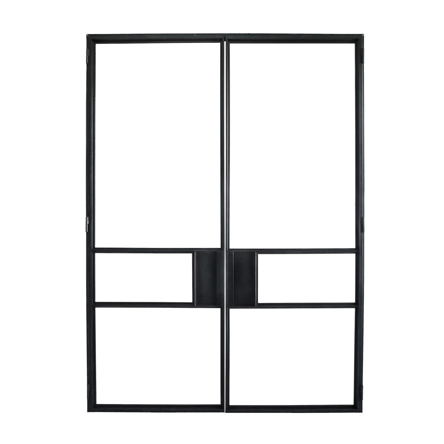 Form and Alloy - Steel Door Frame: Callisto