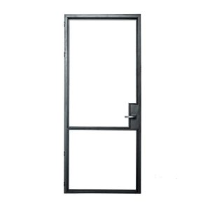 steel framed doors and glass windows - form and alloy - oberon
