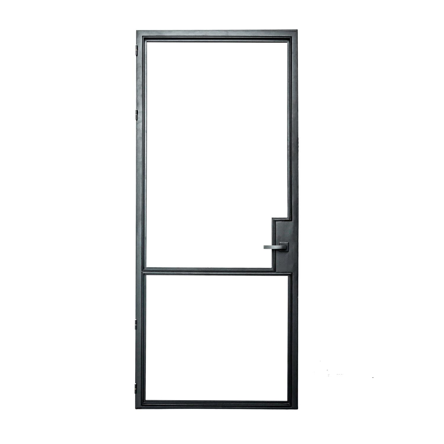 Form and Alloy - Steel Door Frame: Oberon