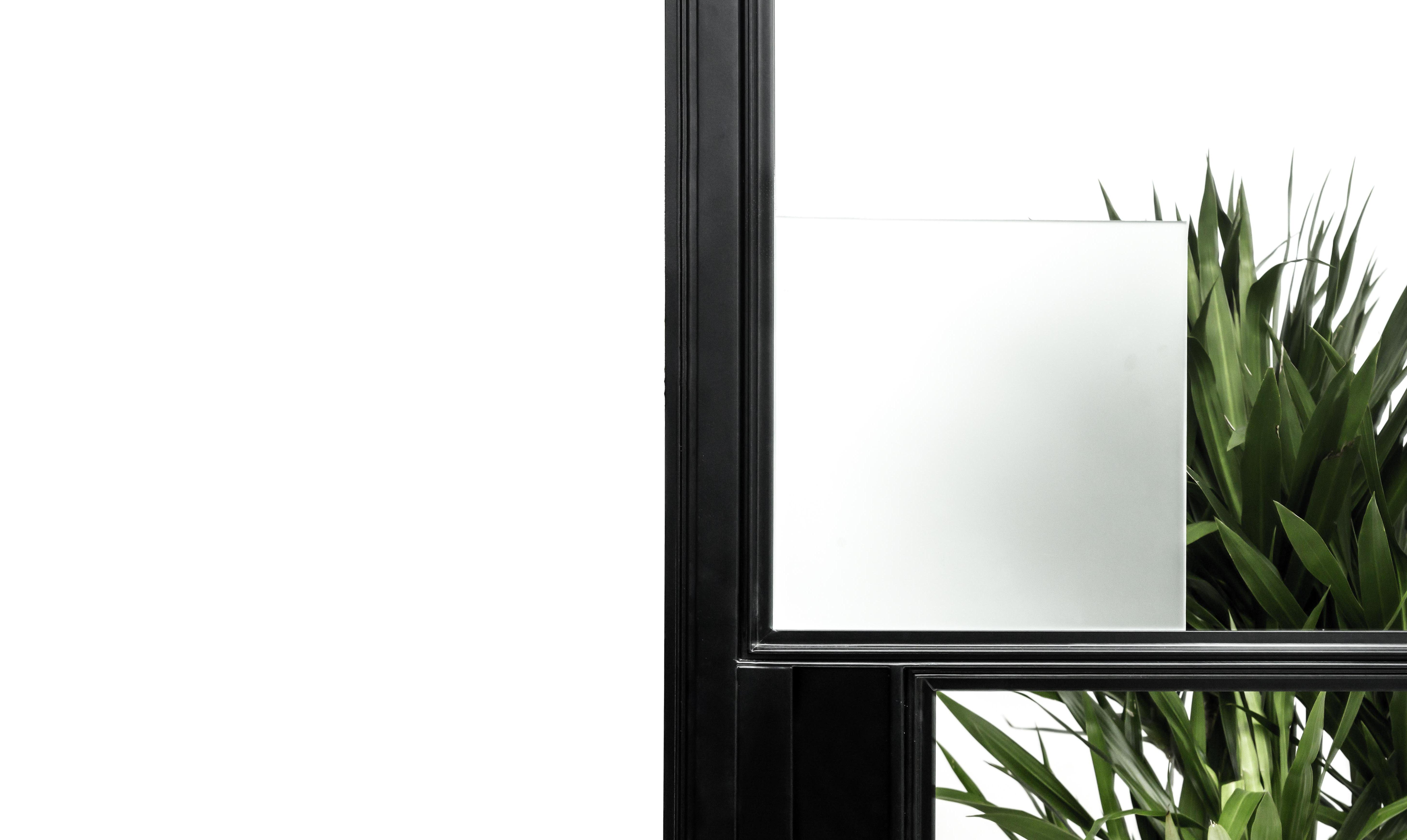 steel framed doors and glass windows - form and alloy