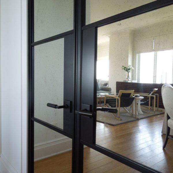 Metal doors 1